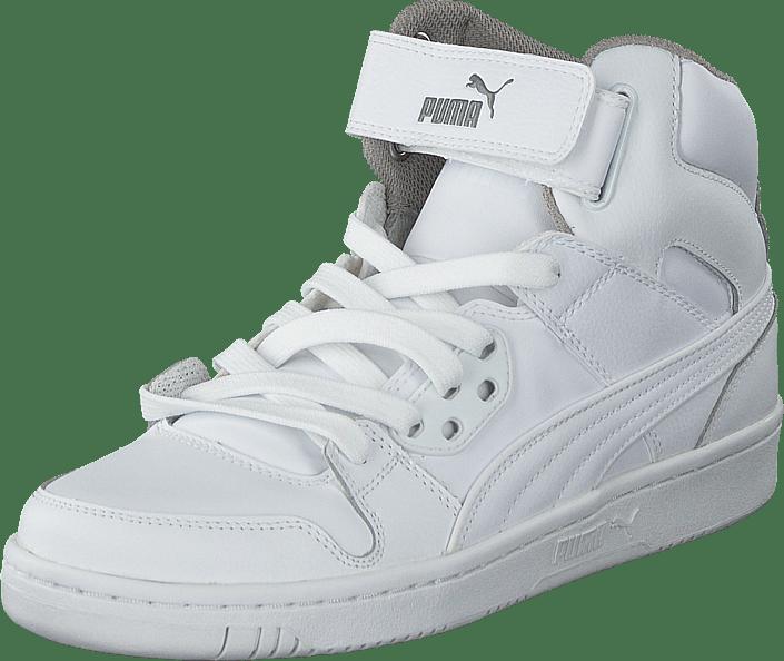 463509380f1 Buy Puma Puma Rebound Street L White-White white Shoes Online ...