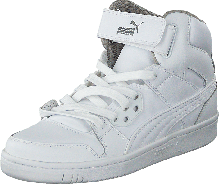 c3986eac9d0c Buy Puma Puma Rebound Street L White-White white Shoes Online ...