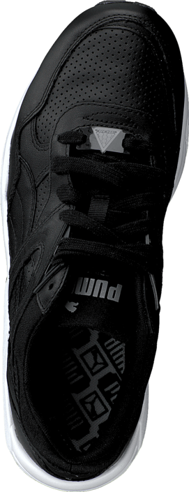 R698 Leather Black
