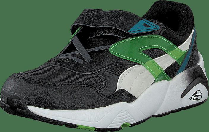 Puma - R698 Mesh-Neoprene V Kids Black