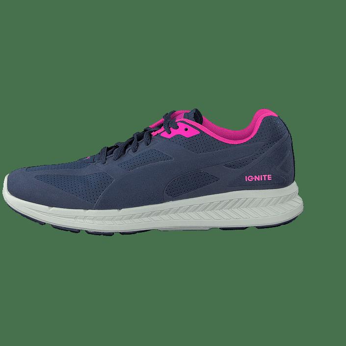 Billige Puma IGNITE 3 Damesko SHADE | Puma Løbesko online