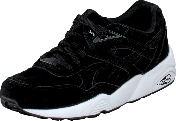 puma sneakers r698 allover suede