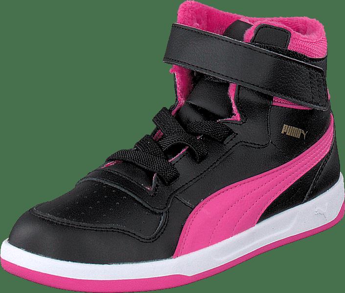 new product b5b7a 93594 Schuhe Black Online Liza Fur Puma Mid Pink Kauf Kids q0X1HUXx