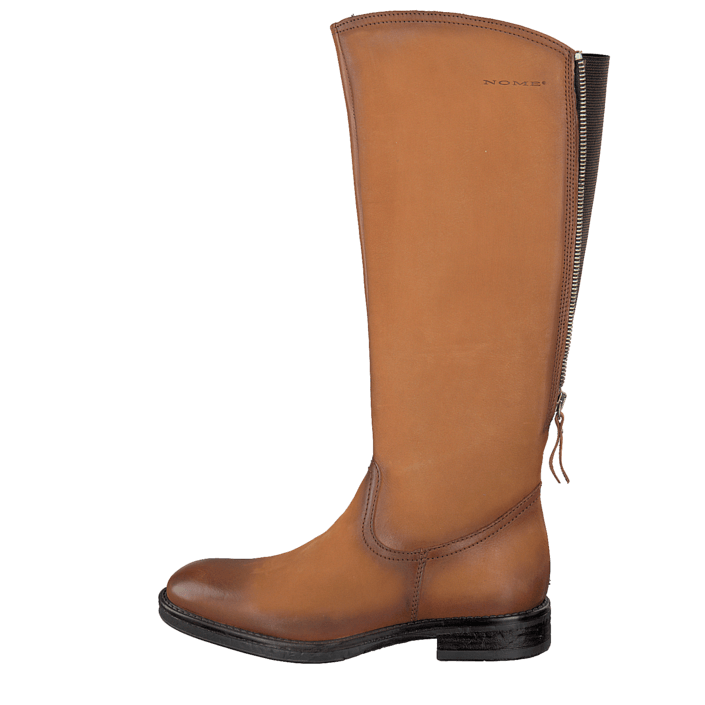 6680770e Kjøp Nome Long Boot 1737544 Cognac brune Sko Online | FOOTWAY.no