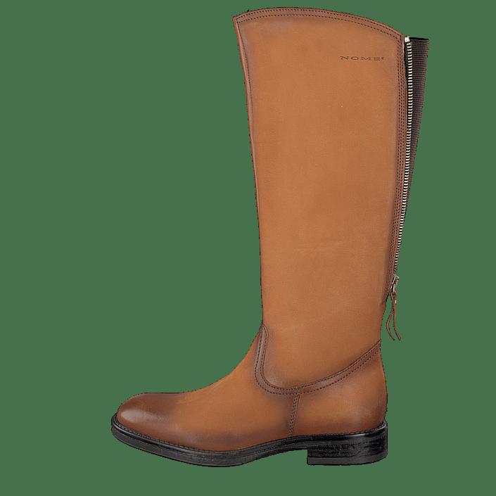 c9a85ef9 Kjøp Nome Long Boot 1737544 Cognac brune Sko Online | FOOTWAY.no