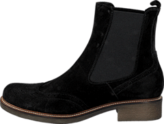 Short boot 1826255 Black