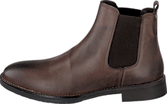 Mens boot 3781402 Dark brown