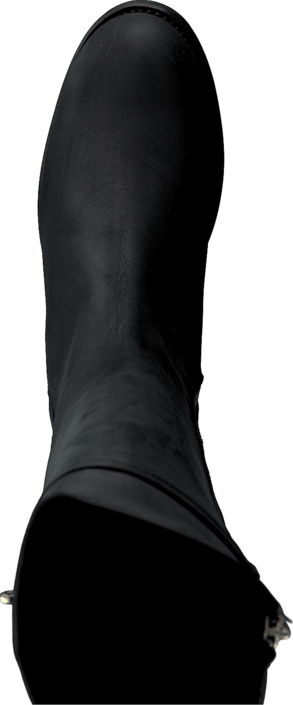 PrimeBoots - Asturias High Black  Nikel