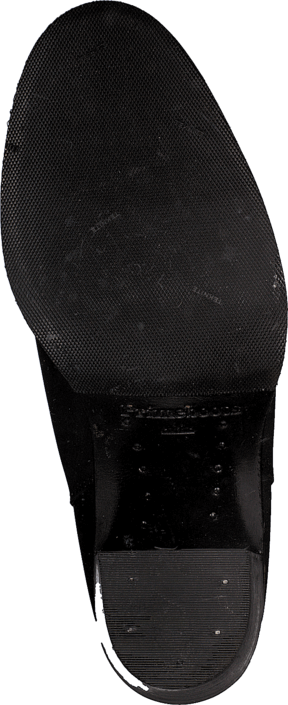 PrimeBoots - Ascot Bisham Low Black Brass