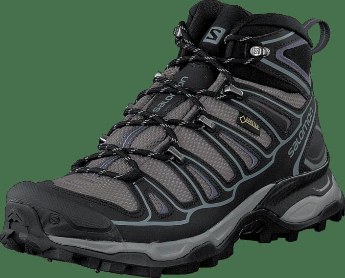 Salomon - X Ultra Mid 2 W Spikes Gtx® Dtr/Bk