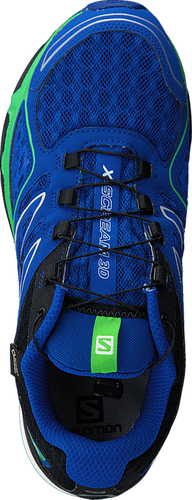 Salomon - X-Scream 3D GTX® Blue Yonde/Bk