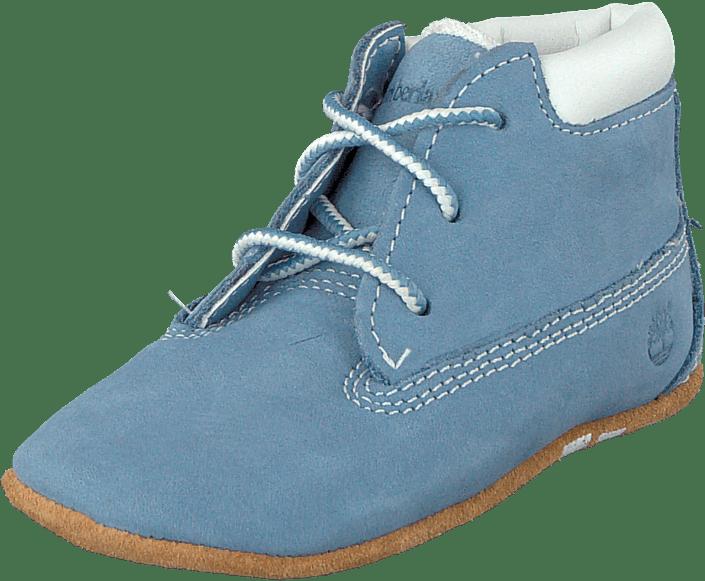 Crib Bt W/Hat C9681R Blue