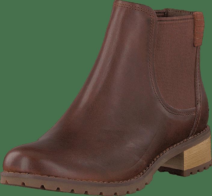 Online Boots Ca11h7 Timberland Bethel Heights Kjøp Doubl Brune Orange Sko ax4q8