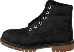 6 Inch Premium Wp Boot Black