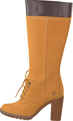 f2d3044b9ee Timberland - Glancy Tall Lace Wit CA11S7 Yellow