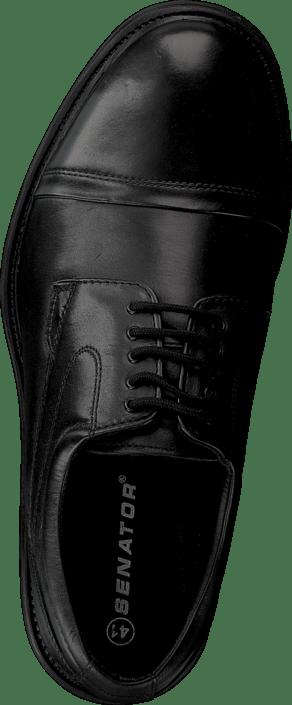 Kjøp Senator 465-3530 Black Sko Online