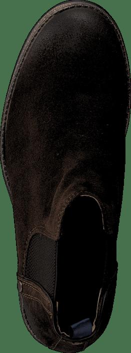 Wrangler - Stone Chelsea Dark Brown