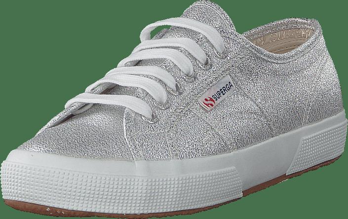 Sneakers Silver Online Grå Sko lamew Kjøp Superga 2750 cvTB10wHg