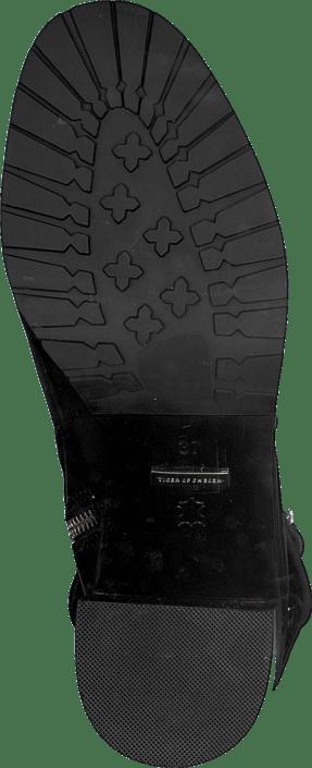 Kjøp Tiger Of Sweden Brandy 3.1 050 Black Sko Online