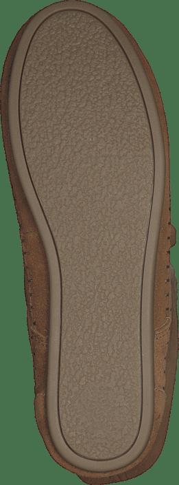 Toms - Zahara bootie Chestnut Suede