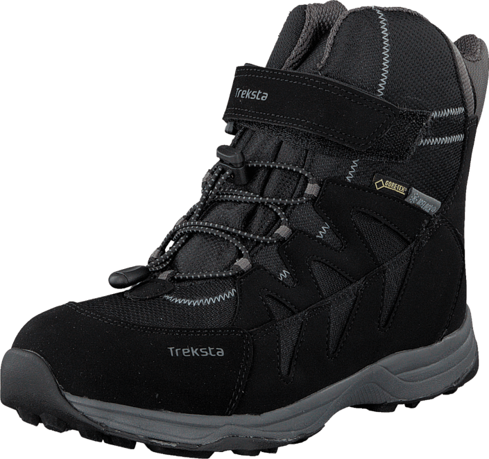 Treksta - Zeke GTX High Black/Grey