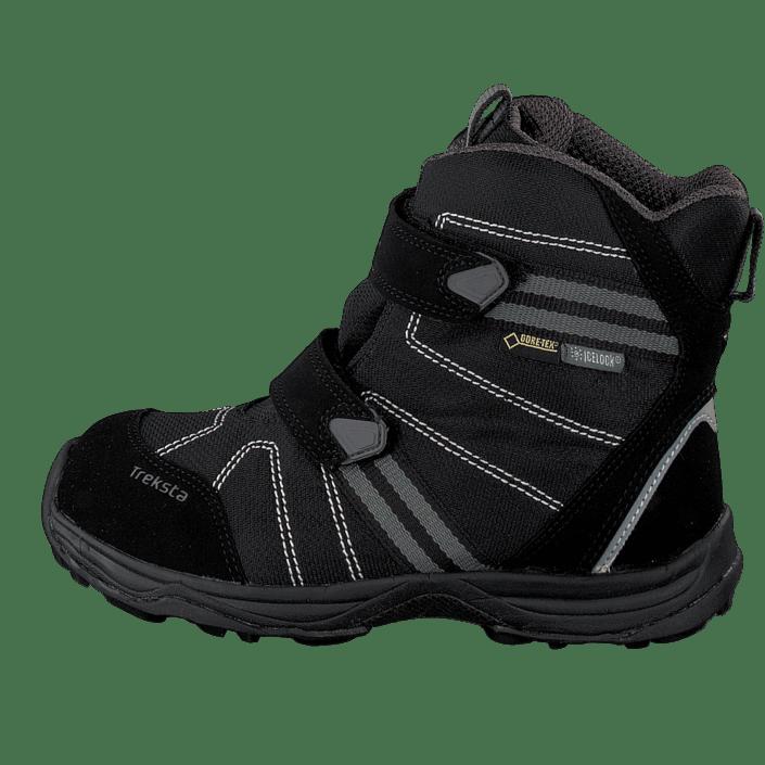 Kjøp Treksta Kobra Boa 2 Mid GTX Vintersko, Black   Jollyroom