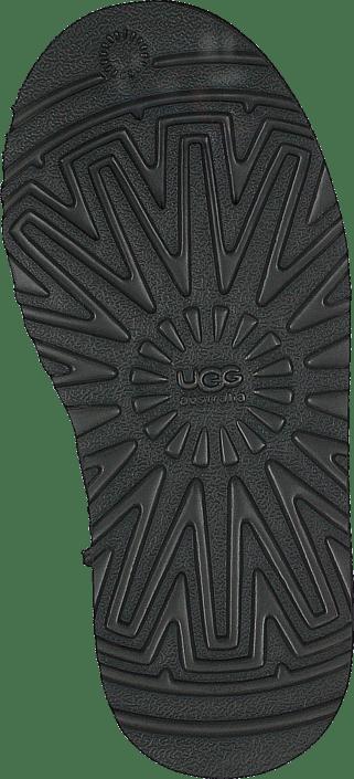 UGG - K Classic Short Grey