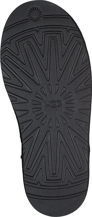 UGG - Cl. Short Sparkle Black