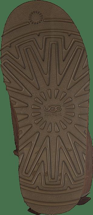UGG - K Mini Bailey Bow Chestnut