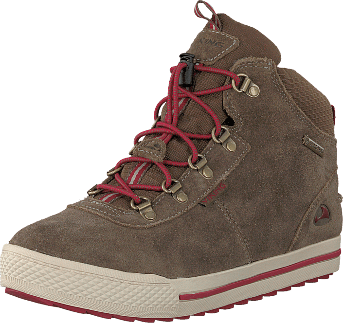 Viking - Dash Taupe/Red