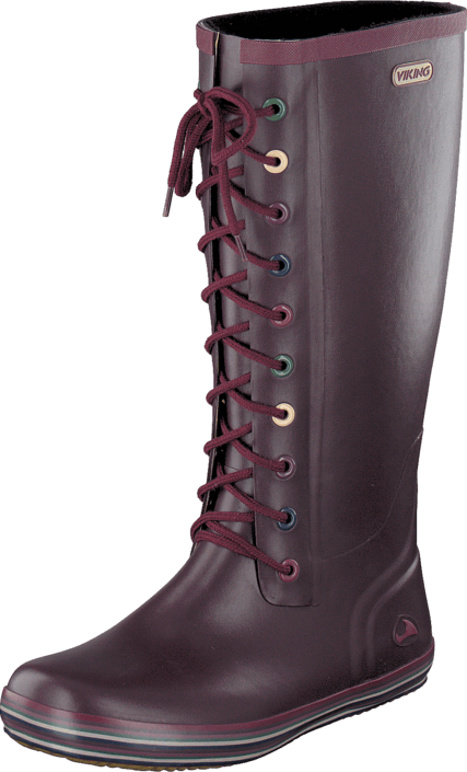 Viking - Retro Sprinkle Warm Plum
