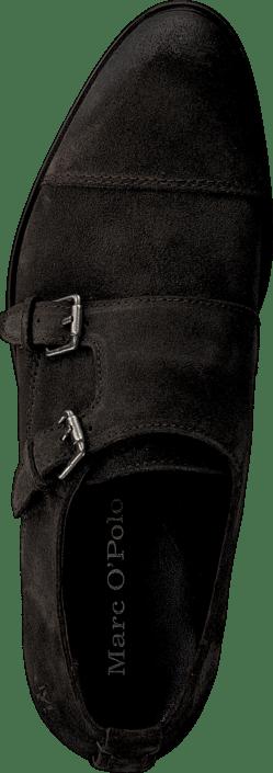 Kjøp Marc O'polo Flat Shoe 790 Dark Brown Sko Online