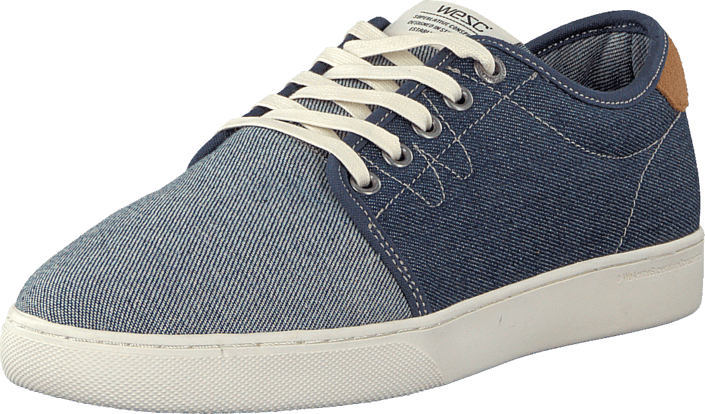 WeSC - Off Deck Sneaker Blue