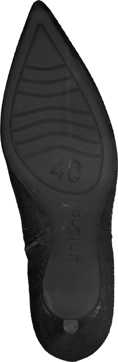 Kjøp Unisa Kilon Black Sko Online