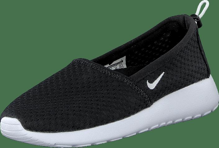 the latest 4d87d 850aa Nike - Wmns Nike Roshe One Slip Black White