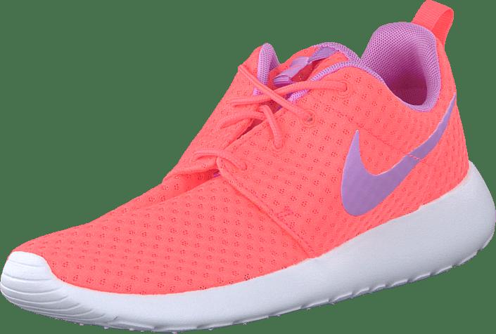 Wmns Nike Roshe One Br Orange Purple