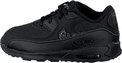 Nike Air Max 90 Mesh (Td) Black/Black-Cool Grey