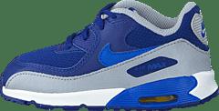 Nike Air Max 90 Mesh (Ps) Dp Ryl BlueHypr Cblt Vrsty Mz