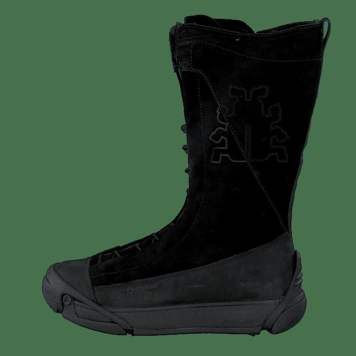 l Og Sorte Støvler Sko Bugweb Støvletter Black Idun Kjøp Online Icebug qEzOwqC4