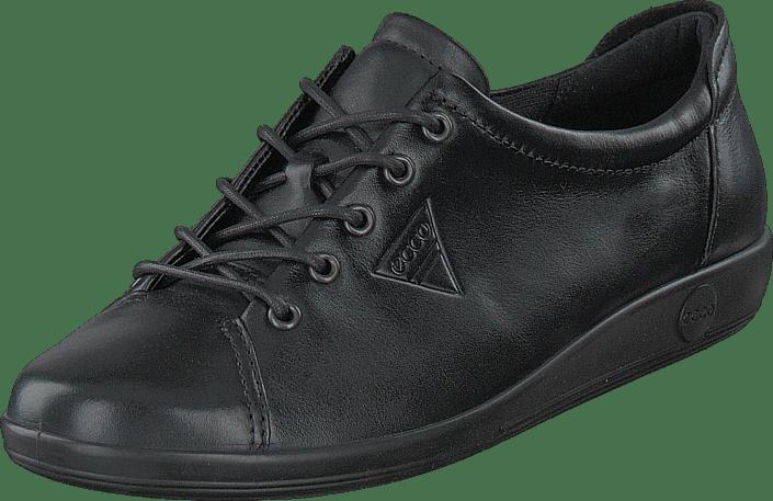 5a2c978a7d833 Buy Ecco ECCO SOFT 2.0 Black black Shoes Online | FOOTWAY.co.uk