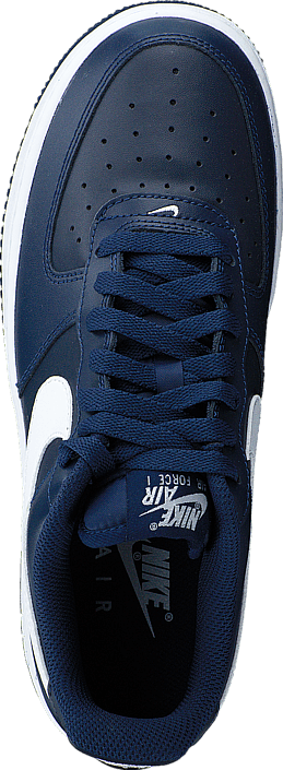 super popular d1659 dd769 Nike - Air Force 1 Midnight NavyWhite-Mid Navy