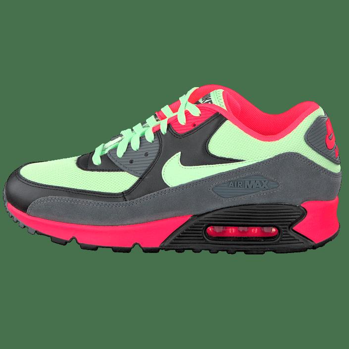 nike herren air max 90 essential fitnessschuhe green