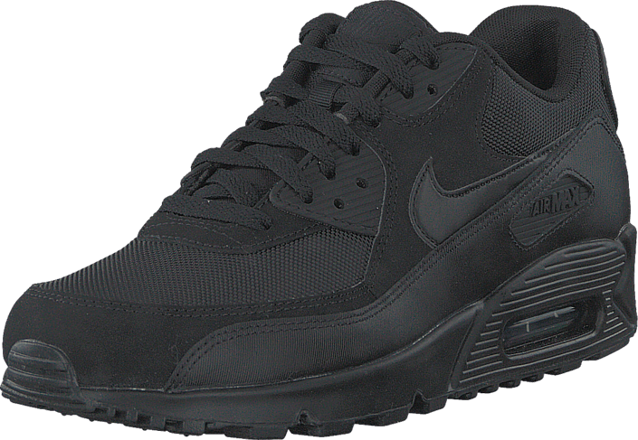 detailed look 1c80e ef33b Nike - Nike Air Max 90 Essential Black Black-Black