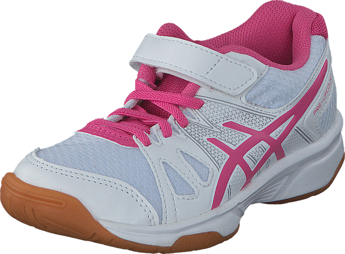 Asics - Pre Upcourt Ps White / Azalea Pink / White