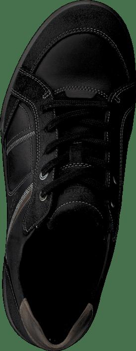 Ecco - Fraser Black/Black/Warm Grey
