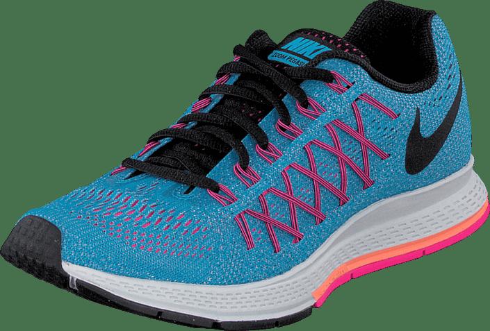 sale retailer a5bee b8e76 Wmns Nike Air Zoom Pegasus 32 Blue Lagoon/Pink