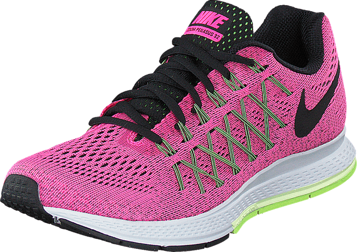 cb55454b3b2 Buy Nike Wmns Nike Air Zoom Pegasus 32 Pink Pow Blk-Brly Vlt-Ghst ...