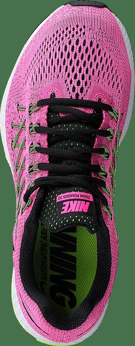 Nike - Wmns Nike Air Zoom Pegasus 32 Pink Pow/Blk-Brly Vlt-Ghst Grn
