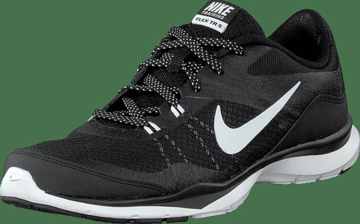 wholesale dealer 87315 1dc37 Nike - Wmns Nike Flex Trainer 5 Black