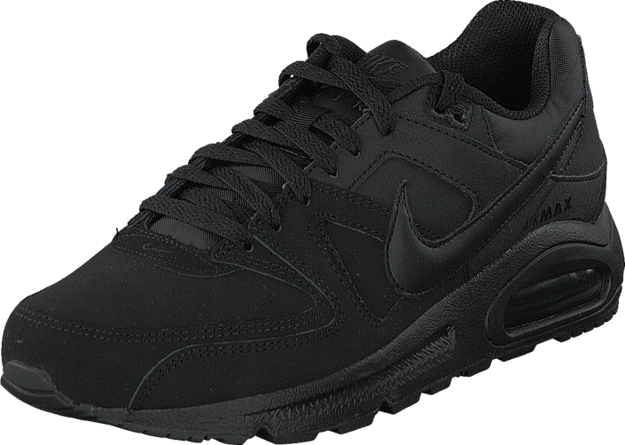Nike Air Max Command Leather Sneaker Wolf Grey Mtlc Dark